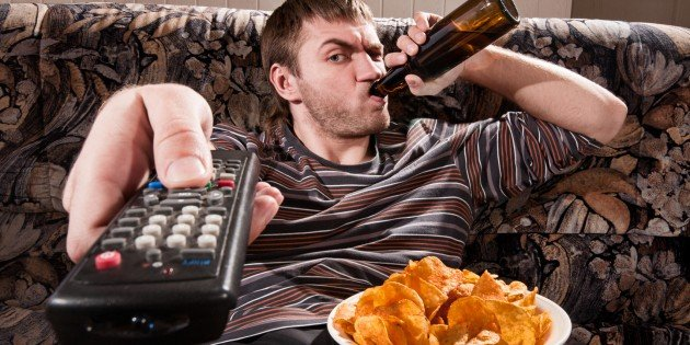 Couch Potato Strategy For Online Profits by Dan Froelke