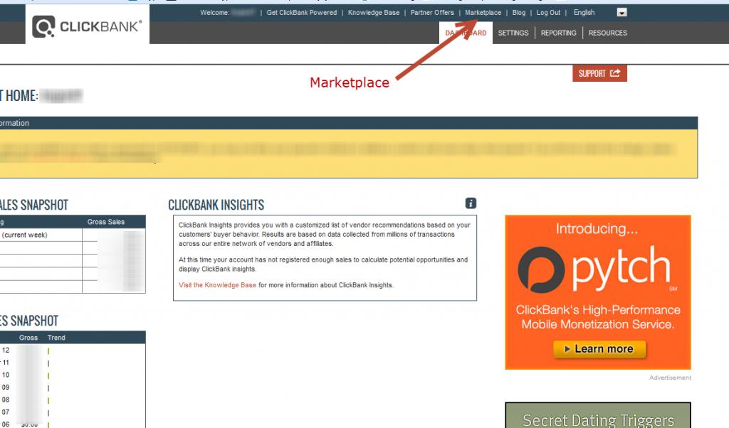 clickbank-admin