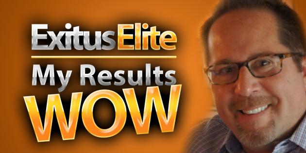 Exitus Elite results - dan froelke