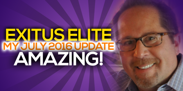 Exitus Elite - Here's How I Made $31,000 In Just 12 Weeks!