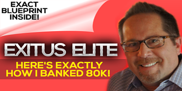 exitus elite - how I made $80,000