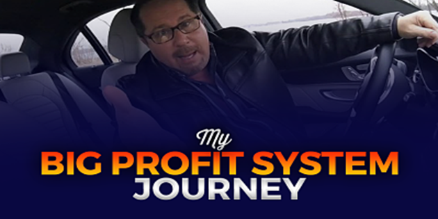 Big Profit System Review 2018